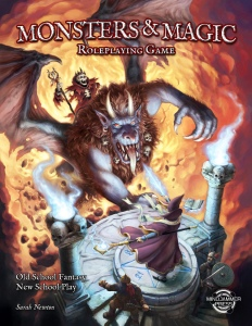 Monsters & Magic Cover