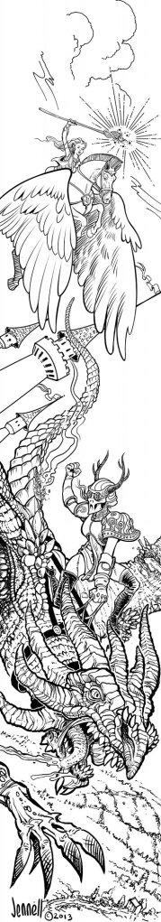 Monsters & Magic sidebar