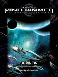 Mindjammer - DOMINION QUICKSTART - cover page