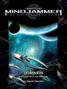 Mindjammer - DOMINION QUICKSTART - cover page