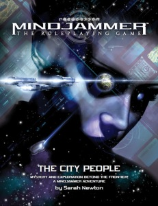 The City People cover