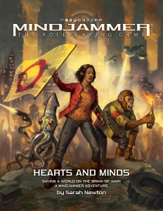 Mindjammer - Hearts and Minds